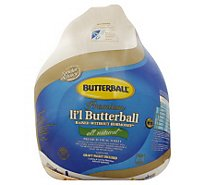 Butterball Turkey Whole Lil Turkey Fresh - Weight Between 6-9 Lbs