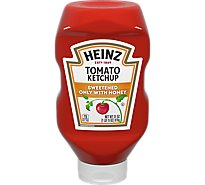 Heinz Tomato Ketchup Sweetened With Honey - 31 Oz