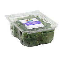 O Organics Baby Spinach And Arugula - 5 Oz