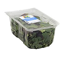O Organics Baby Spinach And Butter Lettuce - 16 Oz