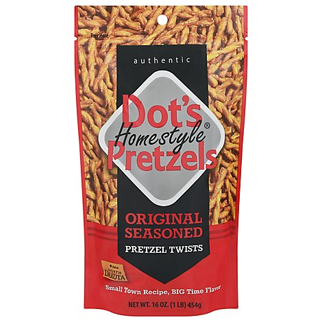 Dots Homestyle Pretzels Sticks - 16.00 Oz