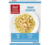Food Network Shrimp Scampi Dinner Kit - 3.95 Oz