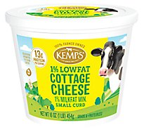 Dairy Pure Peach Pecan Mixns Cottage Cheese - 5.3 Oz