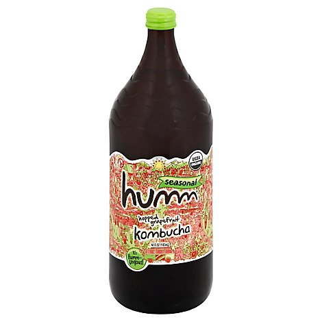 Humm Kombucha Seasonal - 40 Fl. Oz.
