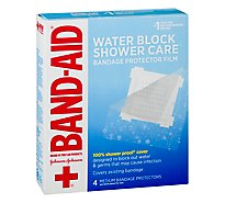 Band-Aid Shwr Care Bandages - 4 Count