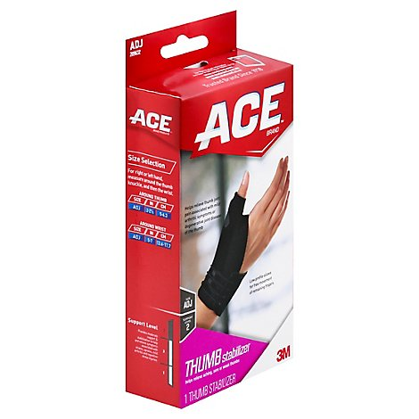 ACE Thumb Stabilzer - Each