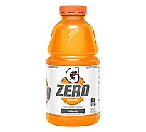 Gatorade Zero Thirst Quencher Orange Bottle - 32 Fl. Oz