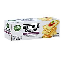 Open Nature Crackers Entertaining Multigrain - 8 Oz