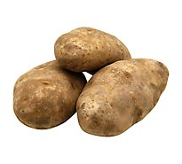 Potatoes Russet 3ct Organic - 3 Count