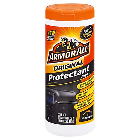 Protectant Wipes - 30 Count