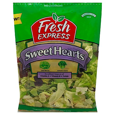 Fresh Express Sweet Hearts Salad - 9 Oz