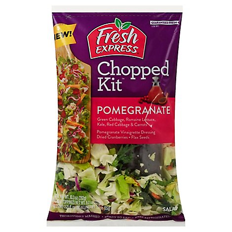 Fresh Express Pomegranate Chopped Kit - 10.3 Oz