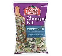Fresh Express Poppyseed Chopped Salad Kit - 13 Oz