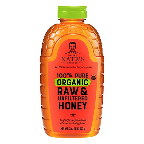 Nn Organic Honey Case - 32 Oz