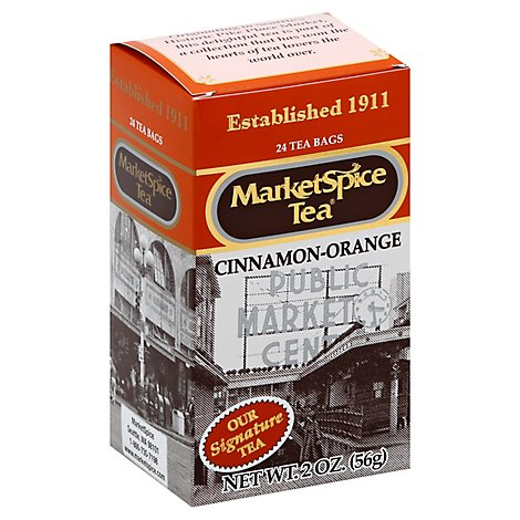 Marketspice Tea - 2 Oz