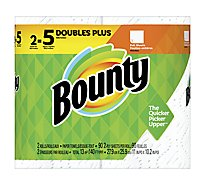 Bounty Paper Towel Full Sheet Huge Roll 2 Ply - 2 Roll