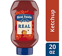 Best Foods Ketchup Real Honey - 20 Oz