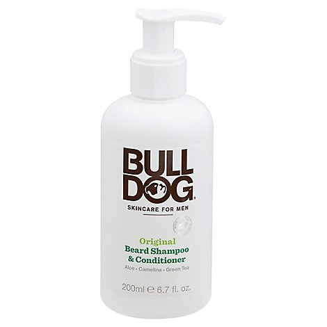 Bulldog Beard Shampoo and Conditioner Original - 6.7 Fl. Oz.