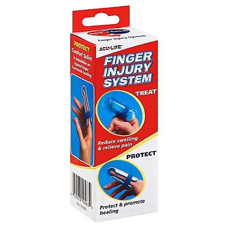Acu Life Finger Injury Kit - Each