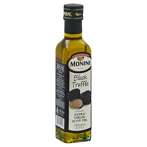Monini Black Truffle Olive Oil - 8.5 Fl. Oz.