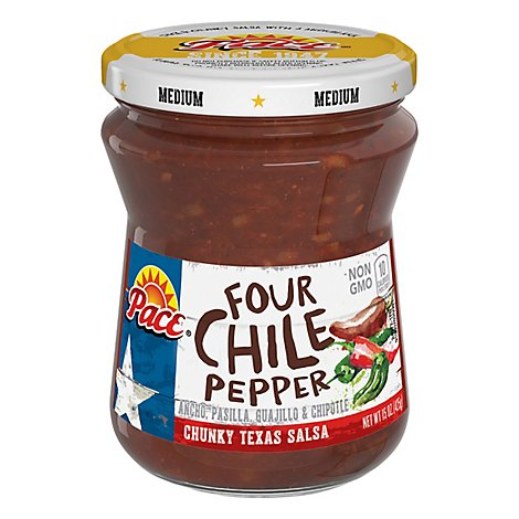 Pace Dips Chile Pepper - 15 Oz