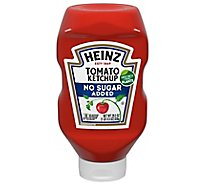 Heinz Ketchup No Sugar Added - 29.5 Oz