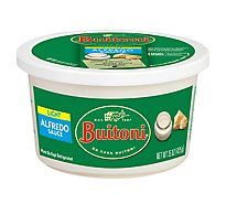 Buitoni Pasta Sauce Light Alfredo Tub - 15 Oz