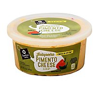 Signature Cafe Dip Pimento Cheese Jalapeno - 12 Oz