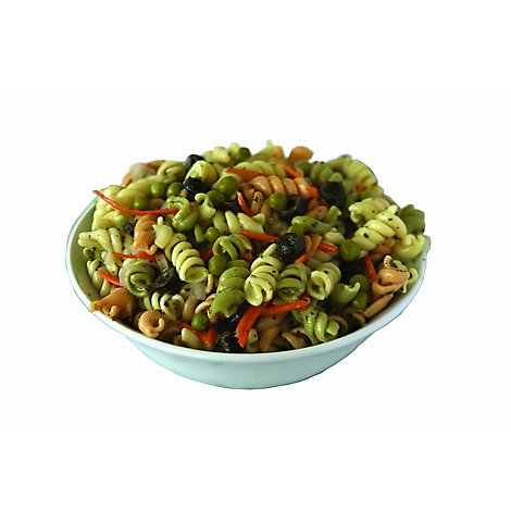 California Tri-Color Pasta Salad 0.50 LB