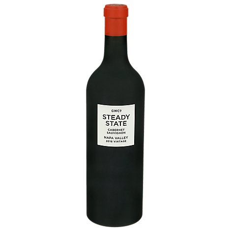 Steady State Napa Red Blend Wine - 750 Ml