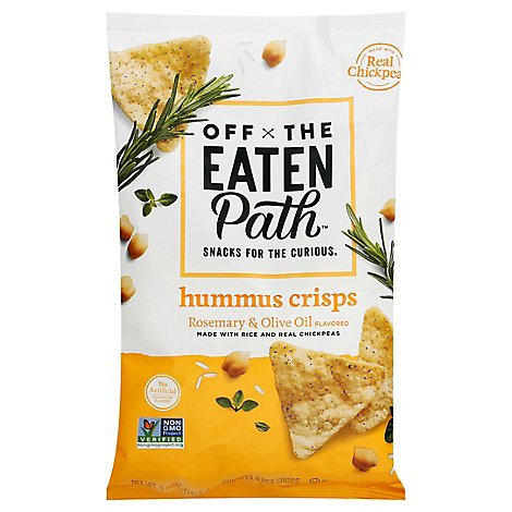 Off The Eaten Path Chip Rsmry N Olive Oil - 5.25 Oz