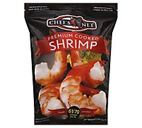 waterfront BISTRO Shrimp Cooked Tail On Frozen 61 To 70 Count - 32 Oz
