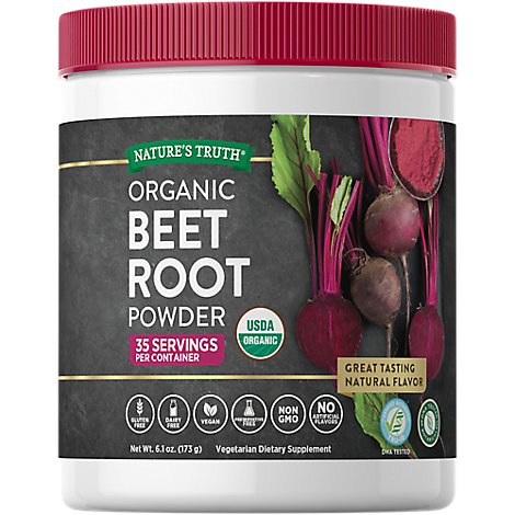 Nt Beet Root Powder Cmplx - 6.1 Oz