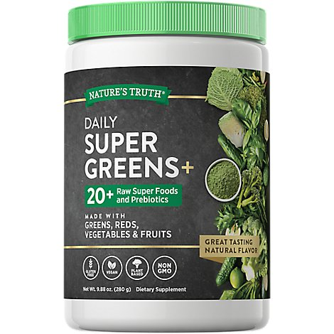 Nt Super Greens Powder - 9.88