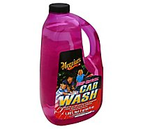 Meguiars Deep Crystal Car Wash Bottle - 64 Fl. Oz.
