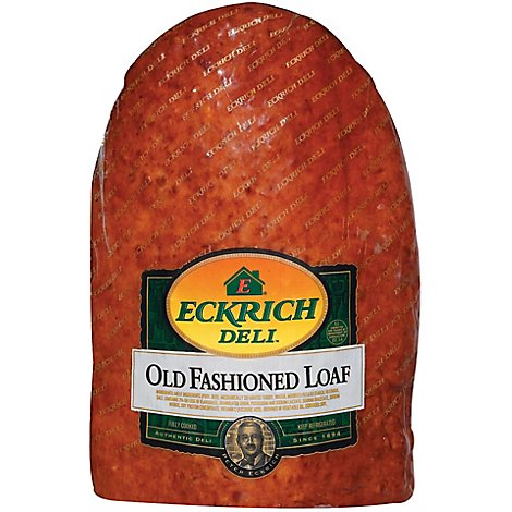 Eckrich Old Fashion Loaf - 0.50 LB