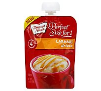 Duncan Hines Perfect Size For 1 Carmel Drizzle - 4.6 Oz