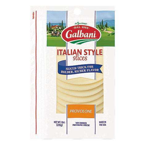 Galbani Provolone Shingle - 8 Oz