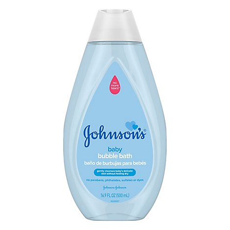 Johnsons Baby Bubble Bath - 16.9 Fl. Oz.