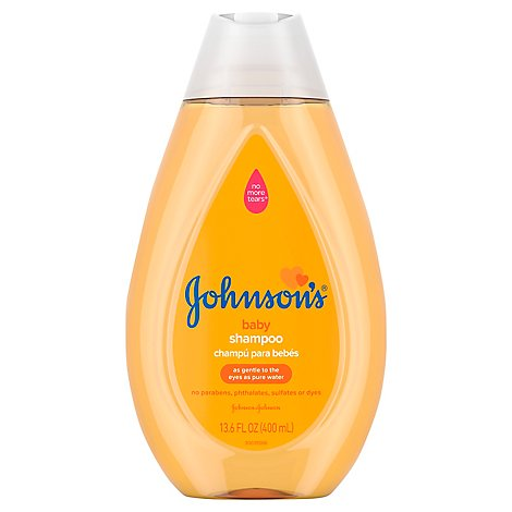 Johnsons Baby Shampoo - 13.6 Fl. Oz.