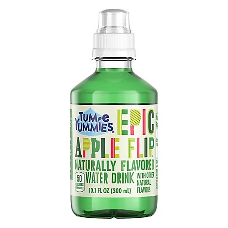 Tum-E Yummies Epic Apple Flip - 10.1 Fl. Oz.