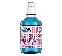 Tum-E Yummies Rad Raspberry Zing - 10.1 Fl. Oz.