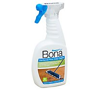 Bona Floor Cleaner Power Plus Deep Clean For Hardwood Floors Spray - 22 Fl. Oz.