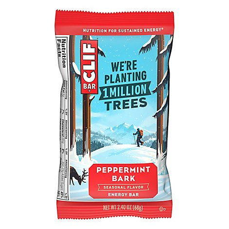 Clif Peppermint Bark - Each