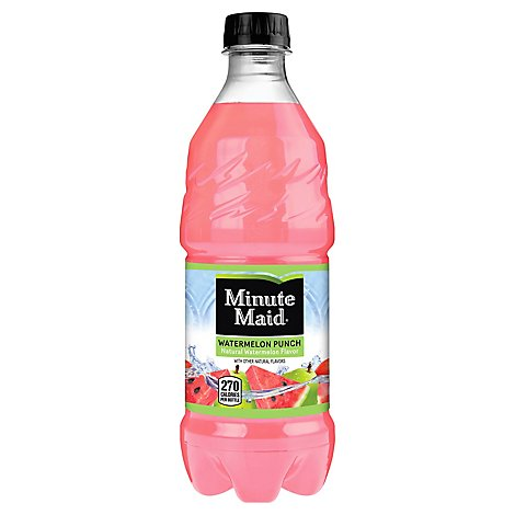 Minute Maid Watermelon - 20 Fl. Oz.