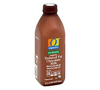 O Organics Organic Milk Chocolate Reduced Fat 2% Ultra Pasteurized - 32 Fl. Oz.