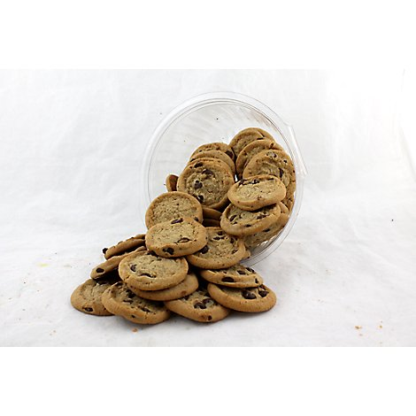 Bakery Cookies Mini Chocolate Chip 50 Count
