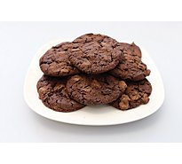 Bakery Cookies Double Chocolate 20 Count
