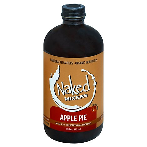 Naked Mixers Apple Pie - 16 Fl. Oz.