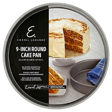 Emeril Cake Pan Round - Each